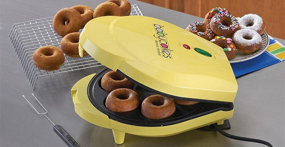 Ricetta Donuts Con Piastra Elettrica.Le Migliori Macchine Per Ciambelle Classifica E Recensioni Di Maggio 2021